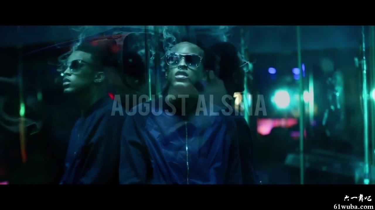 欧美音乐_August Alsina - I Luv This Shit  高清MV下载