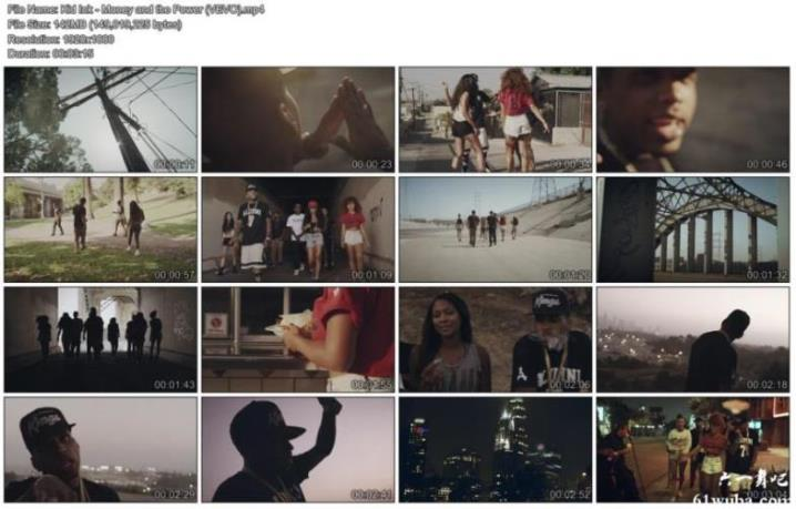 欧美音乐_Kid Ink - Money and the Power (VEVO) 高清MV下载
