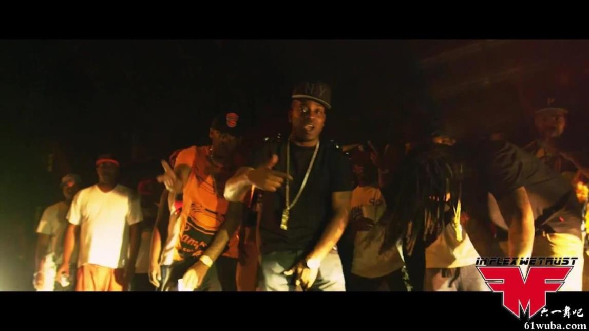 欧美音乐_Uncle Murda Feat. Vado, Waka Flocka Flame - New York City 高清MV下载