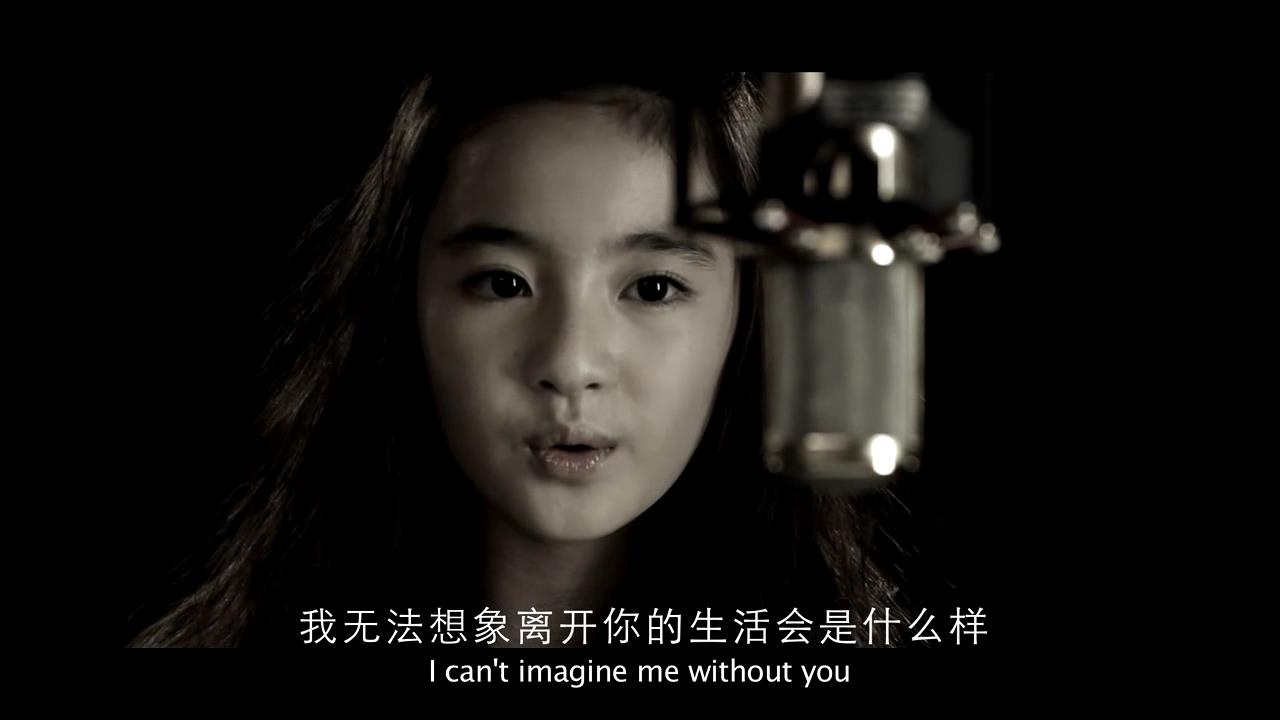 [MV下载] 清新小萝莉 Mi2-Imagine me without you [78.5mb/720p]